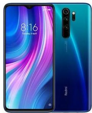 Xiaomi Redmi Note 8 Pro (4G, 6GB RAM, 128GB ROM, Mineral Grey) With 1 Year Of...
