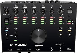 M-Audio AIR 192|14 - 8-In 4-Out USB Type-C Audio Interface