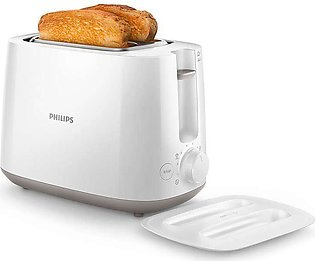 Philips HD2582/00 2 Slice Popup Toaster Daily Collection