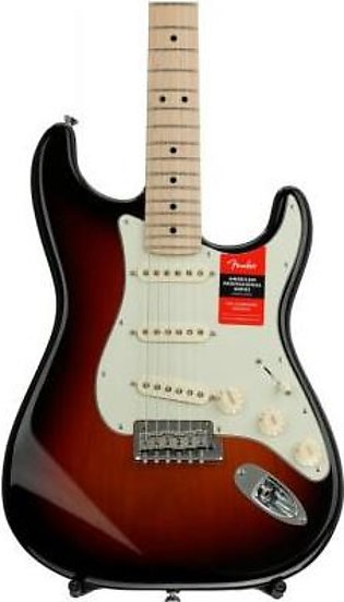 Fender American Professional Stratocaster - 3-Color Sunburst w/ Maple Fingerb...