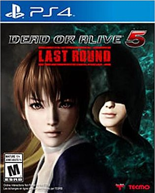 Dead or Alive 5 Last Round | Playstation 4 Game