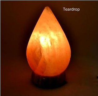 Himalayan Salt Lamp Tear Drop