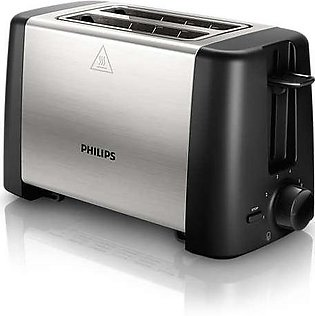 Philips HD4825/92 Metal Compact Toaster Daily Collection
