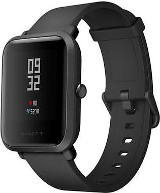 Amazfit Bip Smart Series Watch | Black | With Official Warranty