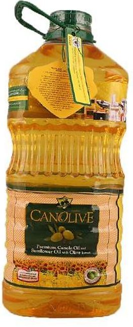 Canolive Cooking Oil Bottle