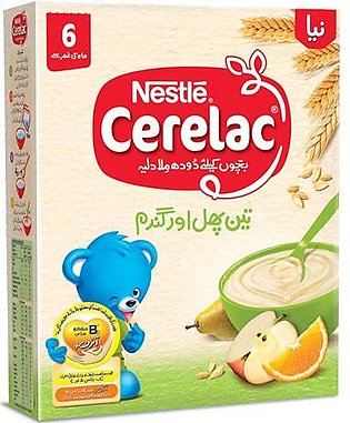 Nestle Cerelac (3 Fruits) Baby Food