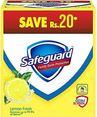 Safeguard Lemon Fresh Soap