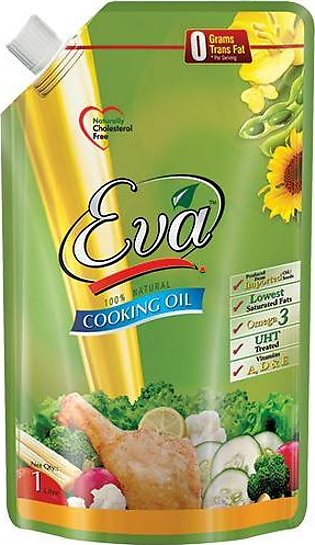 Eva Cooking Oil Standup Pouch