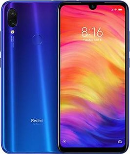 Xiaomi Redmi Note 7 | Neptune Blue | With Official Warranty