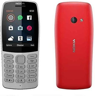 Nokia 210 Dual Sim | Red | With Official Warranty