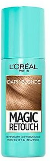 L'Oreal Paris Magic Retouch Root Touch Up Hair Color Spray Dark Blonde