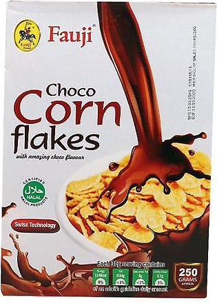Fauji Chocolate Corn Flakes