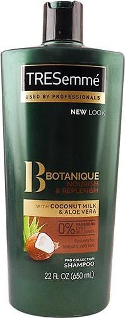 Tresemme Botanique Shampoo Nourish And Replenish
