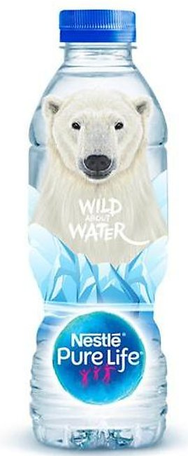 Nestle Pure Life Water Wild About Water Edition