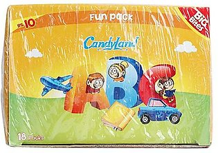 Candyland Abc Jelly 450 Gm Box