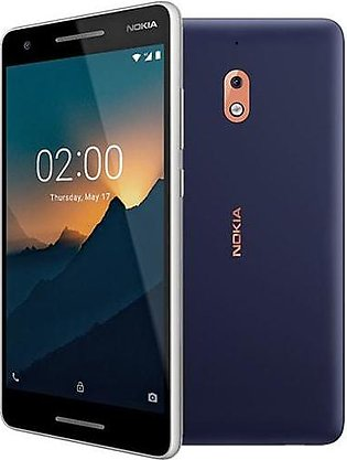 Nokia 2.1 Dual Sim | Blue/Copper | With Official Warranty