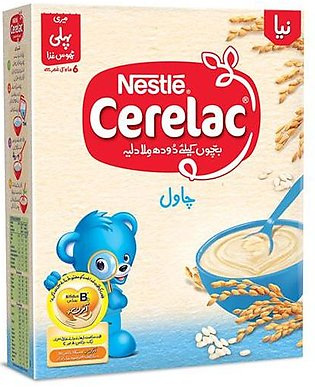 Nestle Cerelac (Rice) Baby Food