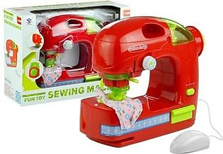 Fun Toy Battery Operated Sewing Machine