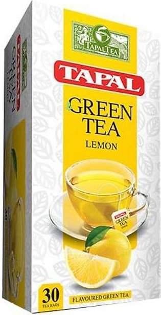 Tapal Green Tea Lemon Flavor