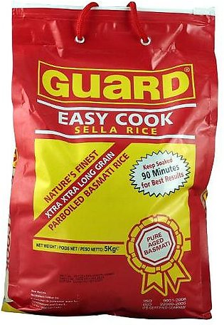Guard Easy Cook Parboiled Rice