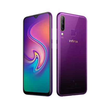 Infinix S4 (2019) | Purple | With Official Warranty