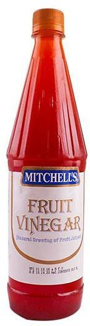 Mitchells Fruit Vinegar (Natural Brewing Of Fruit Juices)