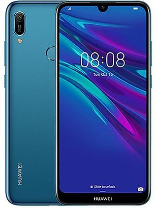 Huawei Y6 Prime 2019 | Blue | With Official Warranty