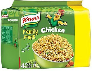 Knorr Noodles Chicken Family Pack