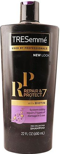 Tresemme Shampoo Repair And Protect With Biotin