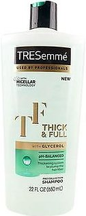 Tresemme Shampoo Thick And Full