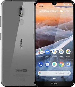 Nokia 3.2 Dual Sim | Steel | With Official Warranty