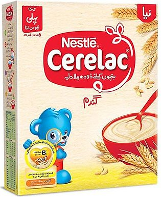 Nestle Cerelac (Wheat) Baby Food