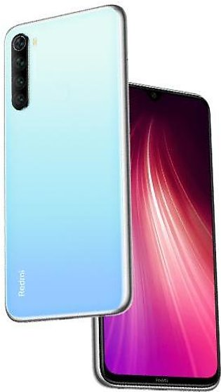 Xiaomi Redmi Note 8 | Moonlight White | With Official Warranty