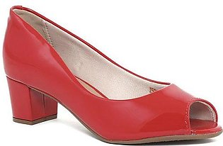 Formal Peep Toes I50191-Red