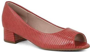 Formal Peep Toes I50181-Red