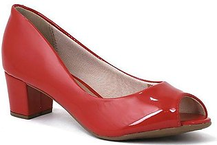 Formal Peep Toes I50185-Red