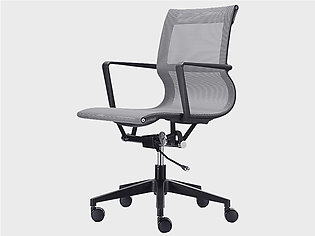 Manager Chair Grey (Mesh)