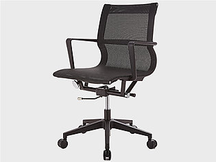 Manager Chair Black (Mesh)