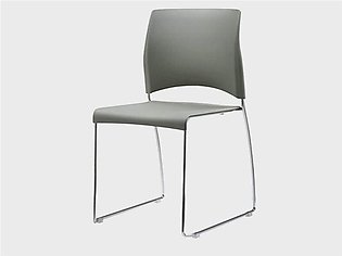 Cafeteria Chair Grey