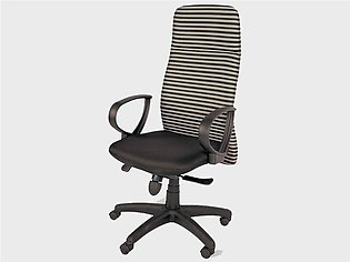 Manager High Back Chair (Striped Back)