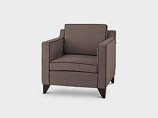 Sofa Lydia 1 Seater (Brown)