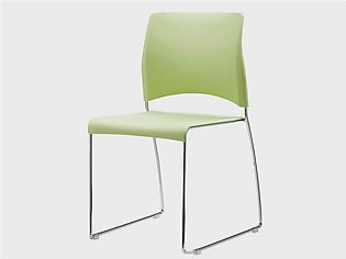 Cafeteria Chair Apple Green