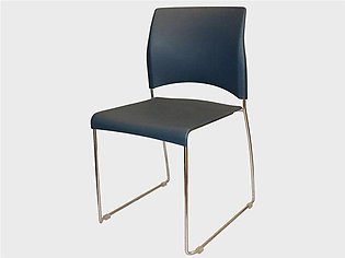 Cafeteria Chair Navy Blue