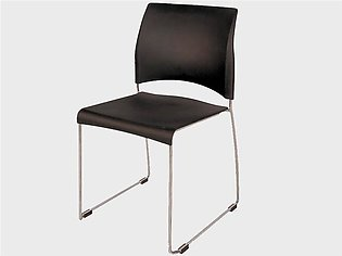 Cafeteria Chair Black