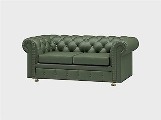 Classic Sofa Chesterfield 2 Seater