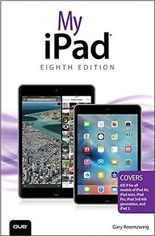 My iPad Covers iOS 9 for iPad Pro Book 8th Edition