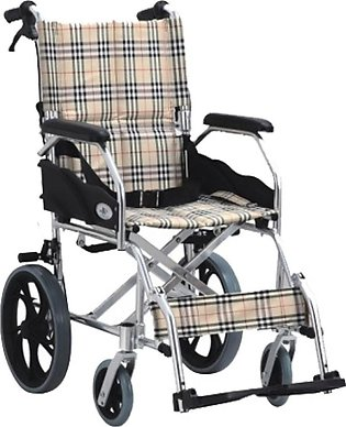 """Sheikh's Store 12"""" Compact Wheel Chair (KY-863LABJ-A)"""