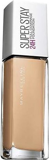 Maybelline New York Superstay 24H Full Coverage Liquid Foundation 10 Ivory