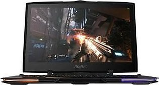 "Aorus X9 DT 17.3"" Core i9 8th Gen 32GB 1TB + 1TB SSD GeForce GTX 1080 Gaming Laptop (X9-DT-CL5M) - Without Warranty"