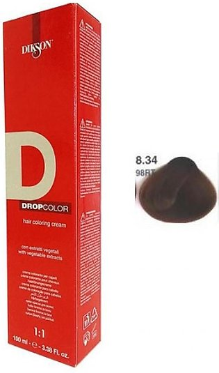 Dikson Drop Hair Color Cream 98RT Red Titian 100ml